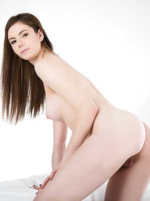 Showy Beauty  Kay  Shaved, Softcore, Erotic, Beautiful, Solo, Pussy